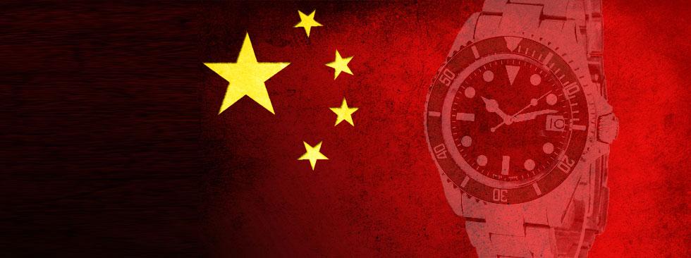 Contrefaçon : la Chine toujours ciblée
