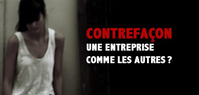 Campagne Truetime contre la contrefaçon : visuel n°3