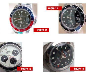 09090f8dbea6 Reconnaître les contrefaçons (marques   Rolex, Panerai, Bréguet, Cartier...)