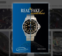 """Real & fake watches,"" the essential book on fake watches"